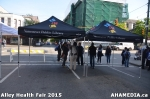 11 AHA MEDIA at Alley Health Fair on Apr 21, 2015 in Vancouver