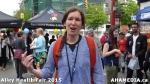 118 AHA MEDIA at Alley Health Fair on Apr 21, 2015 inVancouver