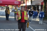 12 AHA MEDIA at Alley Health Fair on Apr 21, 2015 inVancouver