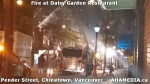 12 AHA MEDIA at Fire at Daisy Garden restaurant in Chinatown, Vancouver April 21, 2015