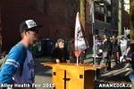 13 AHA MEDIA at Alley Health Fair on Apr 21, 2015 inVancouver