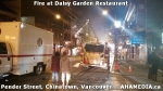13 AHA MEDIA at Fire at Daisy Garden restaurant in Chinatown, Vancouver April 21, 2015