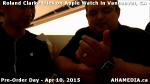 13 Roland Clarke tries on Apple Watch in Vancouver Canada on April 10, 2015