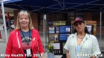 130 AHA MEDIA at Alley Health Fair on Apr 21, 2015 in Vancouver