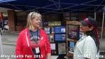 131 AHA MEDIA at Alley Health Fair on Apr 21, 2015 inVancouver