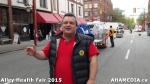 132 AHA MEDIA at Alley Health Fair on Apr 21, 2015 in Vancouver