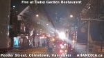 14 AHA MEDIA at Fire at Daisy Garden restaurant in Chinatown, Vancouver April 21, 2015