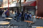 15 AHA MEDIA at Alley Health Fair on Apr 21, 2015 in Vancouver