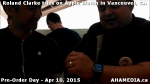 15 Roland Clarke tries on Apple Watch in Vancouver Canada on April 10, 2015