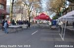 16 AHA MEDIA at Alley Health Fair on Apr 21, 2015 inVancouver