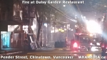 16 AHA MEDIA at Fire at Daisy Garden restaurant in Chinatown, Vancouver April 21, 2015