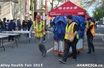 17 AHA MEDIA at Alley Health Fair on Apr 21, 2015 in Vancouver