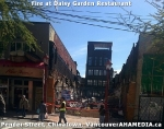 18 AHA MEDIA at Fire at Daisy Garden restaurant in Chinatown, Vancouver April 21, 2015