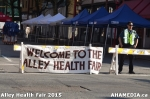 19 AHA MEDIA at Alley Health Fair on Apr 21, 2015 in Vancouver