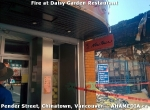 20 AHA MEDIA at Fire at Daisy Garden restaurant in Chinatown, Vancouver April 21, 2015