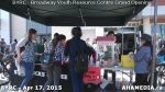 23 AHA MEDIA at BYRC - Broadway Youth Resource Centre Grand Opening Apr 17, 2015