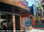 24 AHA MEDIA at Fire at Daisy Garden restaurant in Chinatown, Vancouver April 21,2015
