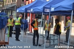 25 AHA MEDIA at Alley Health Fair on Apr 21, 2015 in Vancouver