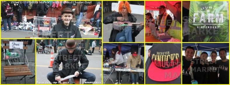 253rd DTES Street Market in Vancouver