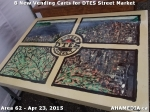 27 AHA MEDIA at 8 new vending carts for DTES Street Market on Apr 23, 2015