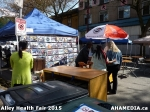 27 AHA MEDIA at Alley Health Fair on Apr 21, 2015 in Vancouver