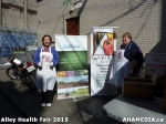 28 AHA MEDIA at Alley Health Fair on Apr 21, 2015 in Vancouver