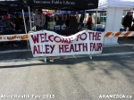 31 AHA MEDIA at Alley Health Fair on Apr 21, 2015 in Vancouver