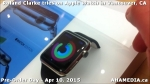 33 Roland Clarke tries on Apple Watch in Vancouver Canada on April 10, 2015