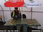 36 AHA MEDIA at 8 new vending carts for DTES Street Market on Apr 23, 2015
