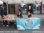 36 AHA MEDIA at Alley Health Fair on Apr 21, 2015 in Vancouver