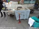 39 AHA MEDIA at Alley Health Fair on Apr 21, 2015 inVancouver