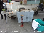 39 AHA MEDIA at Alley Health Fair on Apr 21, 2015 in Vancouver