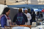 40 AHA MEDIA at Alley Health Fair on Apr 21, 2015 in Vancouver