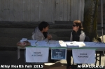 47 AHA MEDIA at Alley Health Fair on Apr 21, 2015 in Vancouver