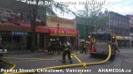 5 AHA MEDIA at Fire at Daisy Garden restaurant in Chinatown, Vancouver April 21, 2015