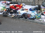 50 AHA MEDIA at 254th DTES Street Market in Vancouver on Apr 19, 2015