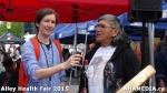 51 AHA MEDIA at Alley Health Fair on Apr 21, 2015 inVancouver