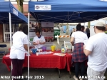 54 AHA MEDIA at Alley Health Fair on Apr 21, 2015 in Vancouver