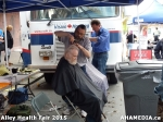 55 AHA MEDIA at Alley Health Fair on Apr 21, 2015 in Vancouver