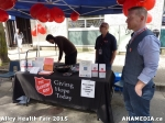 59 AHA MEDIA at Alley Health Fair on Apr 21, 2015 in Vancouver