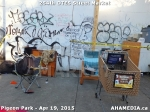 6 AHA MEDIA at 254th DTES Street Market in Vancouver on Apr 19, 2015