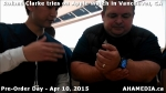 6 Roland Clarke tries on Apple Watch in Vancouver Canada on April 10, 2015