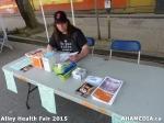 60 AHA MEDIA at Alley Health Fair on Apr 21, 2015 inVancouver