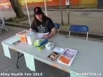 60 AHA MEDIA at Alley Health Fair on Apr 21, 2015 in Vancouver