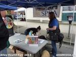 64 AHA MEDIA at Alley Health Fair on Apr 21, 2015 inVancouver