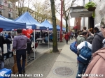 69 AHA MEDIA at Alley Health Fair on Apr 21, 2015 in Vancouver