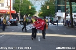 7 AHA MEDIA at Alley Health Fair on Apr 21, 2015 inVancouver