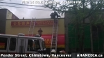 7 AHA MEDIA at Fire at Daisy Garden restaurant in Chinatown, Vancouver April 21,2015