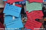 89 AHA MEDIA at Alley Health Fair on Apr 21, 2015 inVancouver