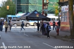 9 AHA MEDIA at Alley Health Fair on Apr 21, 2015 in Vancouver